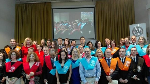Acto Inaugural Curso Académico 2015/16