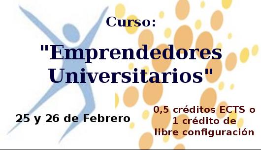Curso: Emprendedores Universitarios