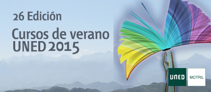 XXVI Cursos de Verano 2015