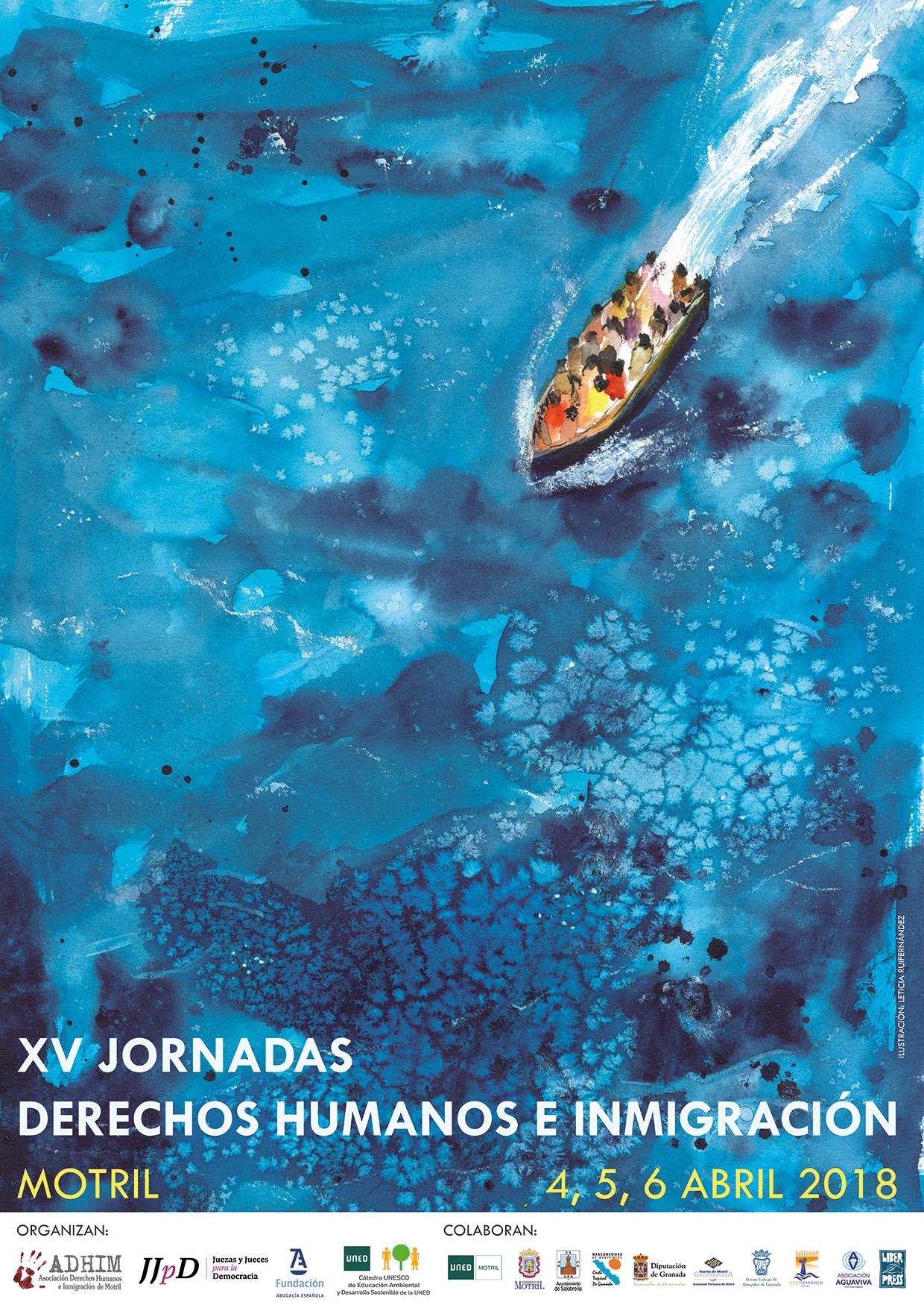 XV Jornadas de Derechos Humanos y Migraciones de Motril (4,5,6 Abril).