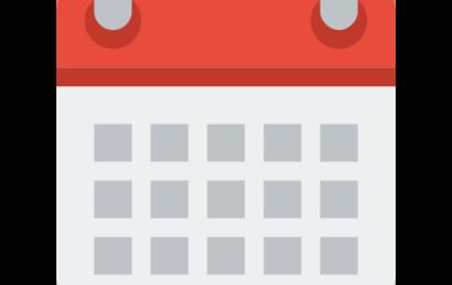 Calendario exámenes orales CUID – Septiembre 2018