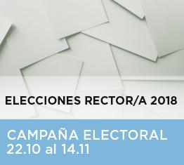 Elecciones Rector/a 2018