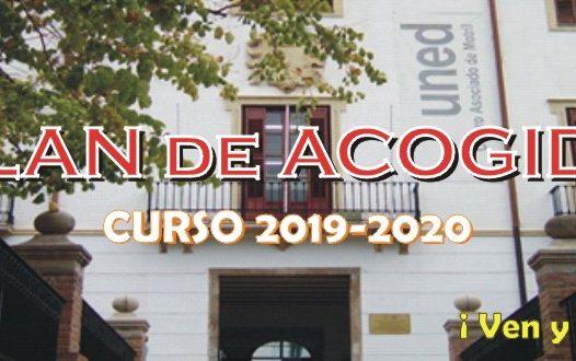 Plan de Acogida curso 2019-2020