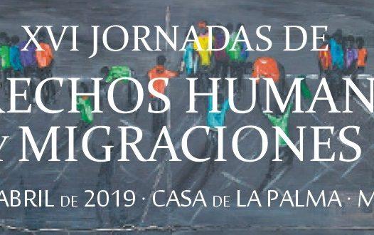 XVI Jornadas de Derechos Humanos y Migraciones
