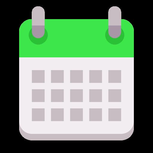 Calendario exámenes Convocatoria Febrero 2019