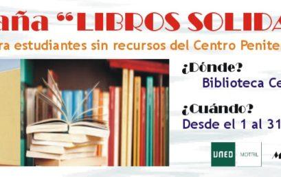"""Campaña """"Libros Solidarios"""""""