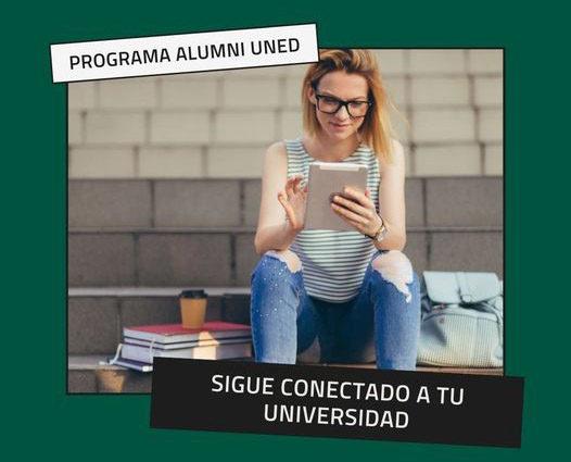 Nace la comunidad Alumni UNED, formada por antiguo/as estudiantes de la UNED